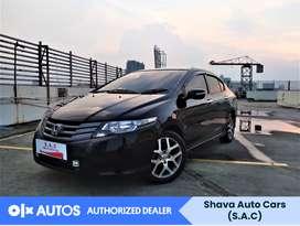 [OLXAutos] City E MT 2011 1.5 Bensin Hitam #Shava