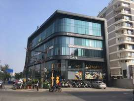 New building.  Nr. Vesu BRTS bustand.