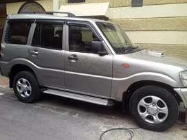 Mahindra Scorpio 2008 Diesel 108000 Km Driven