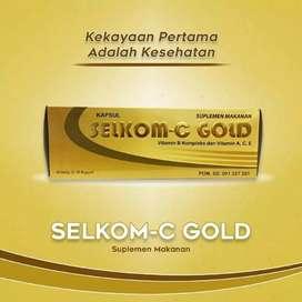 Multivitamin selcom c gold