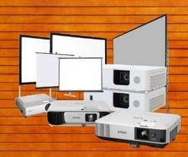 Sewa TV LED Plasma Stage Murah Free Ongkir Jogja & Rental Proyektor