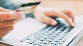 Urgently wanted Credit card Sale Executive for Retail store,Chengannur