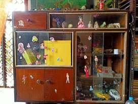 Teak wood cabinet for sale !!