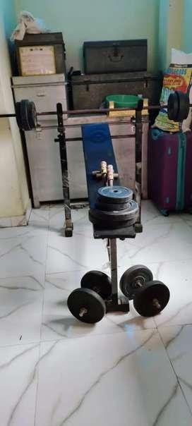 Gym home equipment