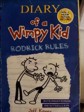 Diary of a wimpy kid, three part collection