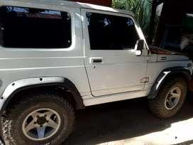 Suzuki jimny / katana, dijual dengan harga murah.