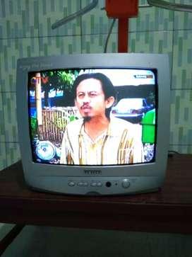 Tv Samsung 14inc normal bagus