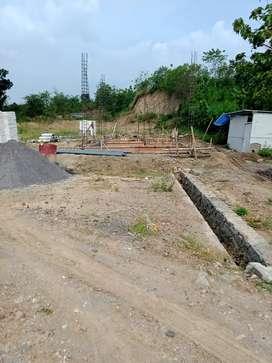 Tanah kavling TERMURAH dekat Jembatan besi Sampangan Unnes, Semarang