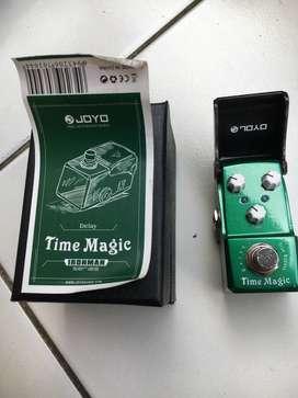 joyo time magic delay