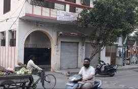 Market including 5 shops on main road for sale