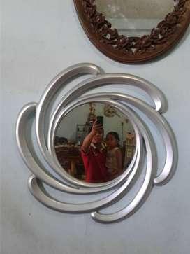 bingkai cermin moel baling baling kipas