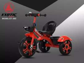Tricycle exotic