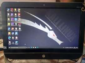 Hp Pavilion 20 All in one desktop