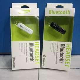 Headset Bluetooth Wirelless Logo Brand - P11