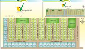 552 Sq Yrd Plot for Sale in Dholera - pposite to Water Treatment Plant
