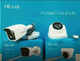 CCTV SPC Canyoon Series 4Ch 2Mp bonus FREE jasa instalasi hasil REAL
