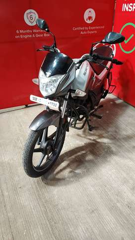 Good Condition Hero Splend I-smart110 with Warranty |  6752 Pune