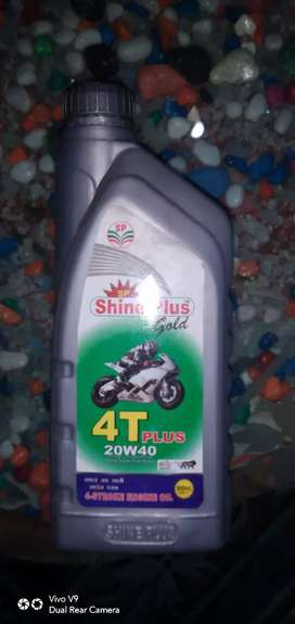180 only Very smooth and very good engine oil