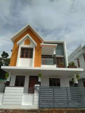 3 bhk 1550 sqft 3 cent new build house at aluva choondy edathala near