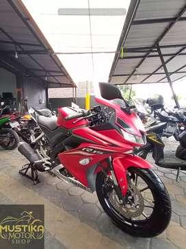 Yamaha R15 VVA 207.Km16rb.Simpanan.Jarang Pakai.Warno Mustika Kepuh