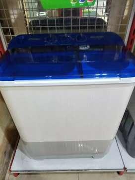 Mesin cuci Sharp 2tabung