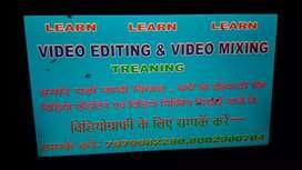 Video editing video mixing