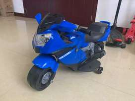 For kids electric bike rechargeable battery operated kids  two wheeler