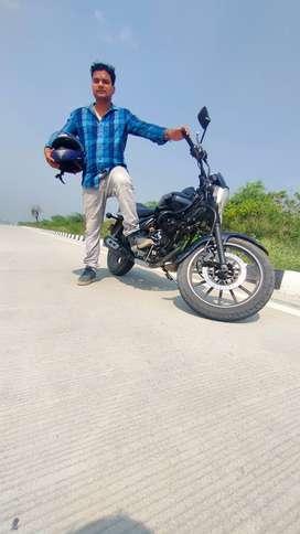 Best cruiser bike in bajaj