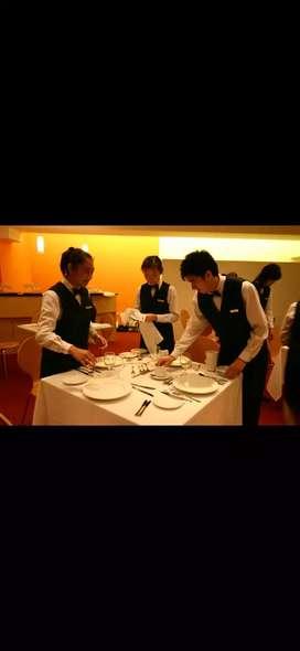 Catering service job in delhi