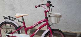19 inch pink cycle