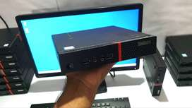 Lenovo M900 Mini CPU - i5 6th Gen/ Windows 10 Pro/4 GB ram/M.2 SSD