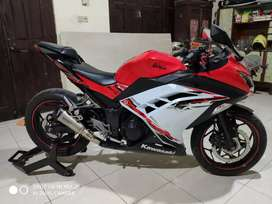 NINJA 250 fi SPECIAL EDITION LIMITED EDITION