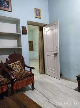 3 bhk independent portion ground floor in sarswati nagar