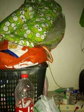 Tempat tidur bayi 200 belum pernah dpakai