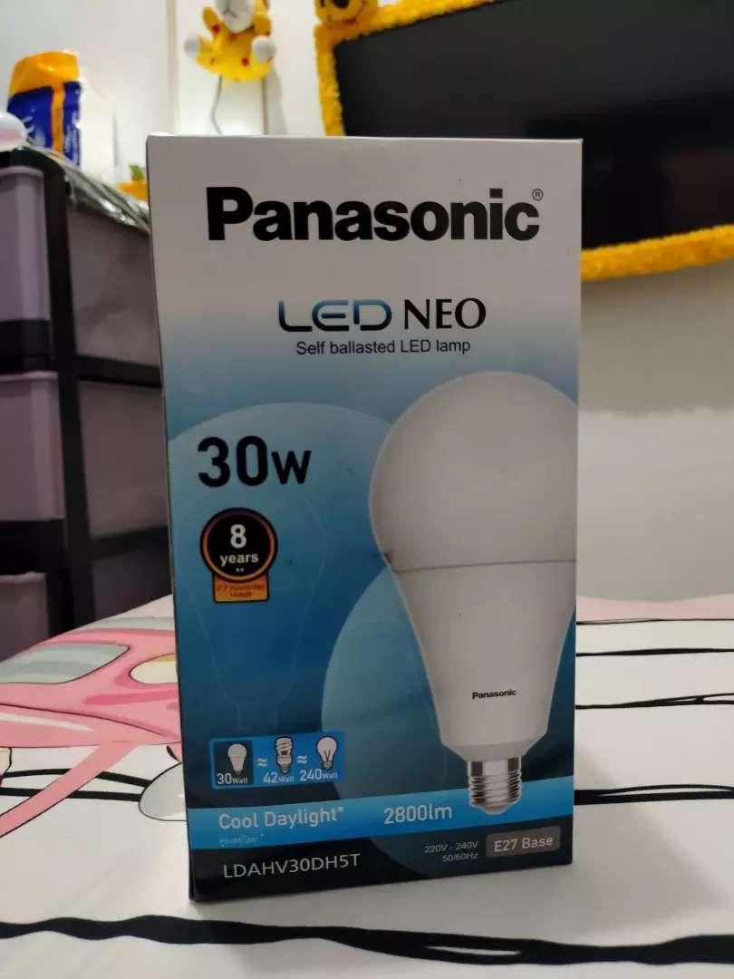 Lampu  LED neo panasonic 0