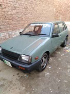 Suzuki khyber want to exchange with mehran