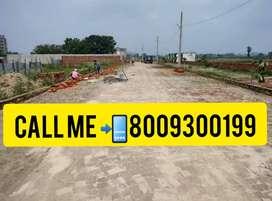 लखनऊ में सुल्तानपुर रोड से लगा प्लॉट दाखिल खारिज प्लॉट लीजिए01