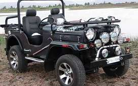 mohindra classic modified jeep