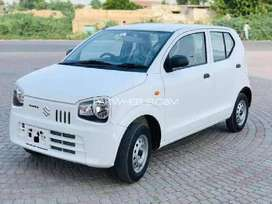 Alto 2020 model available for rent