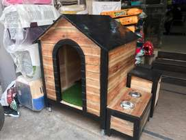 XL SIZE WOODEN DOG HOUSE