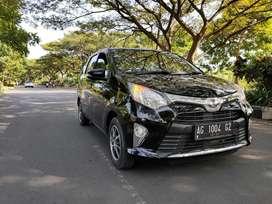 Toyota Calya G automatic 2016. Tt sigra avanza xenia datsun ertiga