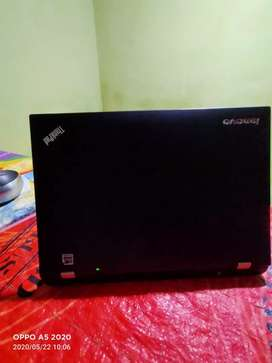Lenovo laptop with core i5 5th gen 4gb 320gb