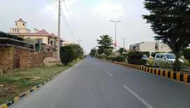 10 Marla Possession Plot For Sale In Block H Canal Garden