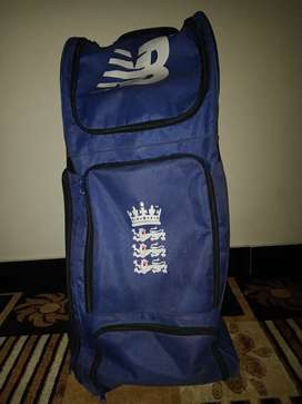 Cricket England Special Bags For Professional Cricketers