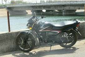 HONDA CB SHINE DX 125 IN EXCELLENT CONDITION