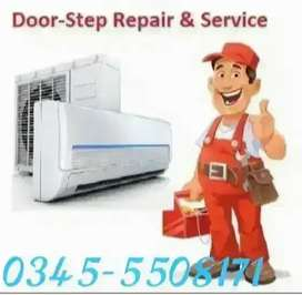 Ac install shifting service Air Condition Chiller Fridge Geyser Repair