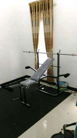sport full bench press series gym center /special tempat gym