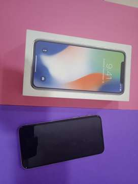 Iphone X 256gb brand new condition