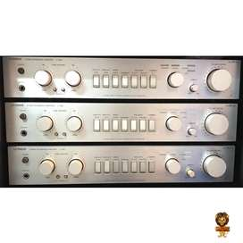LUXMAN L-113A stereo integrated amplifier