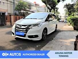 [OLX Autos] Honda Odyssey 2015 2.4 Prestige A/T Putih #Arjuna Tomang